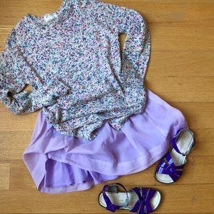 J. Crew (Crewcuts) skirt, light purple